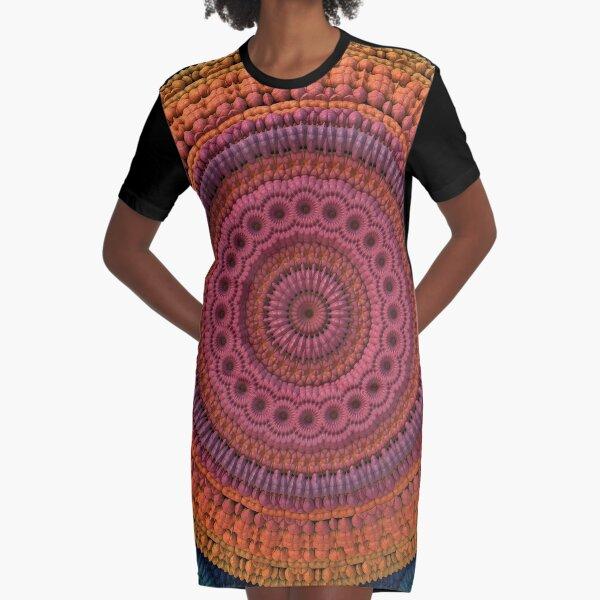 Harmony No. 112 Graphic T-Shirt Dress