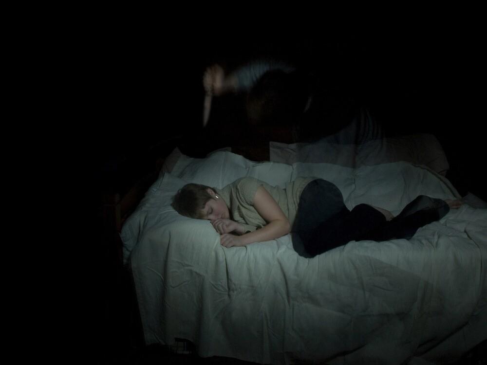 Sleep with One Eye Open by Lozzle