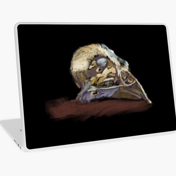 Bird Skull Laptop Skin