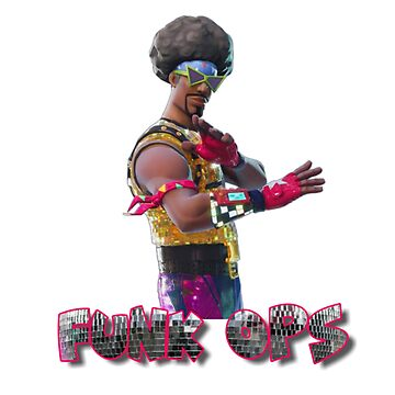 Funky-Ops-Gaming-Disco-Skin de lrsimpleprints