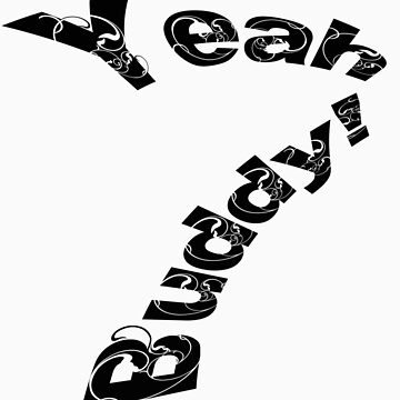 Yeah buddy!- pop typography by obguevara