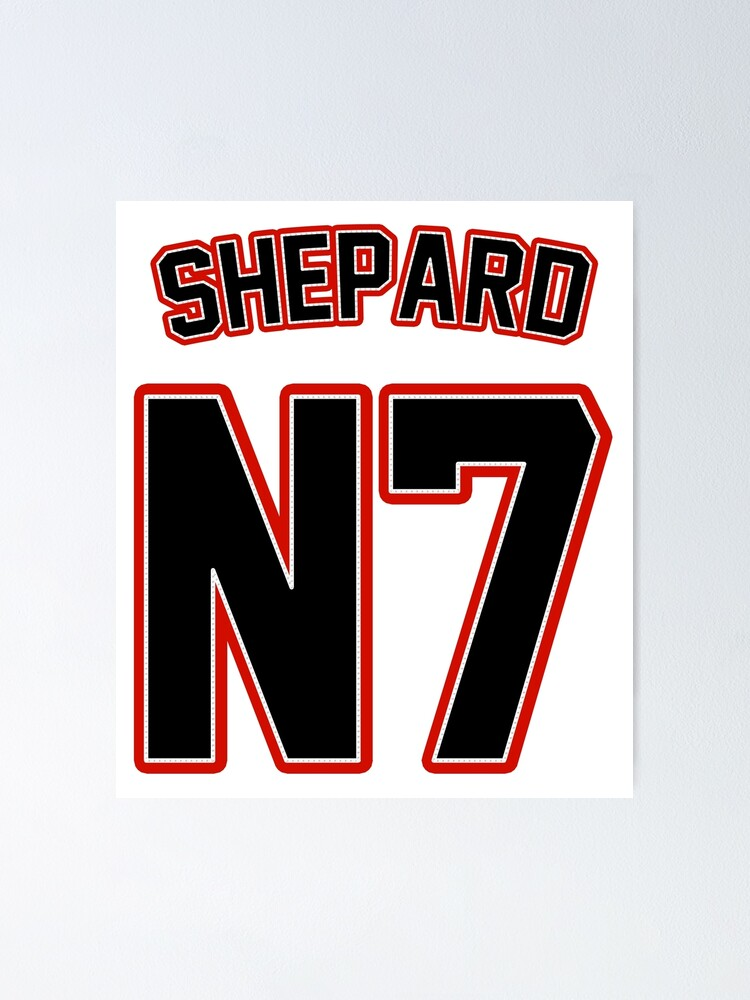 jersey lettering