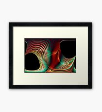 ©DA FS Bubble V2.3 FX Framed Print