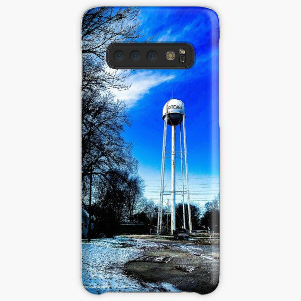 Water Tower Samsung Galaxy Snap Case