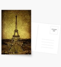 Dignified Stature Postcards