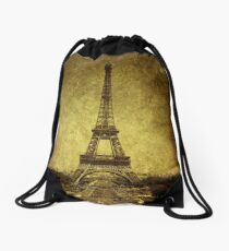 Dignified Stature Drawstring Bag