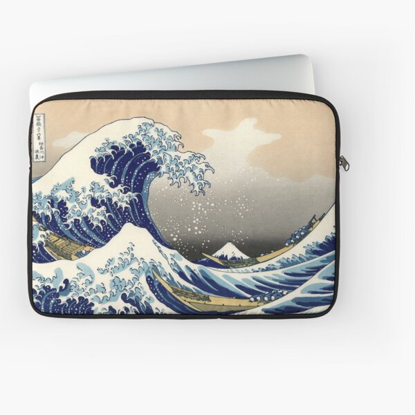 The Great Wave off Kanagawa  Laptop Sleeve