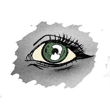 Perceptive Eyes by DazedPurple