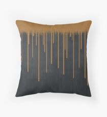 DROPS / Copper Throw Pillow