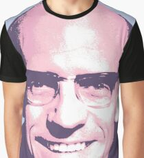 Michel Foucault Graphic T-Shirt