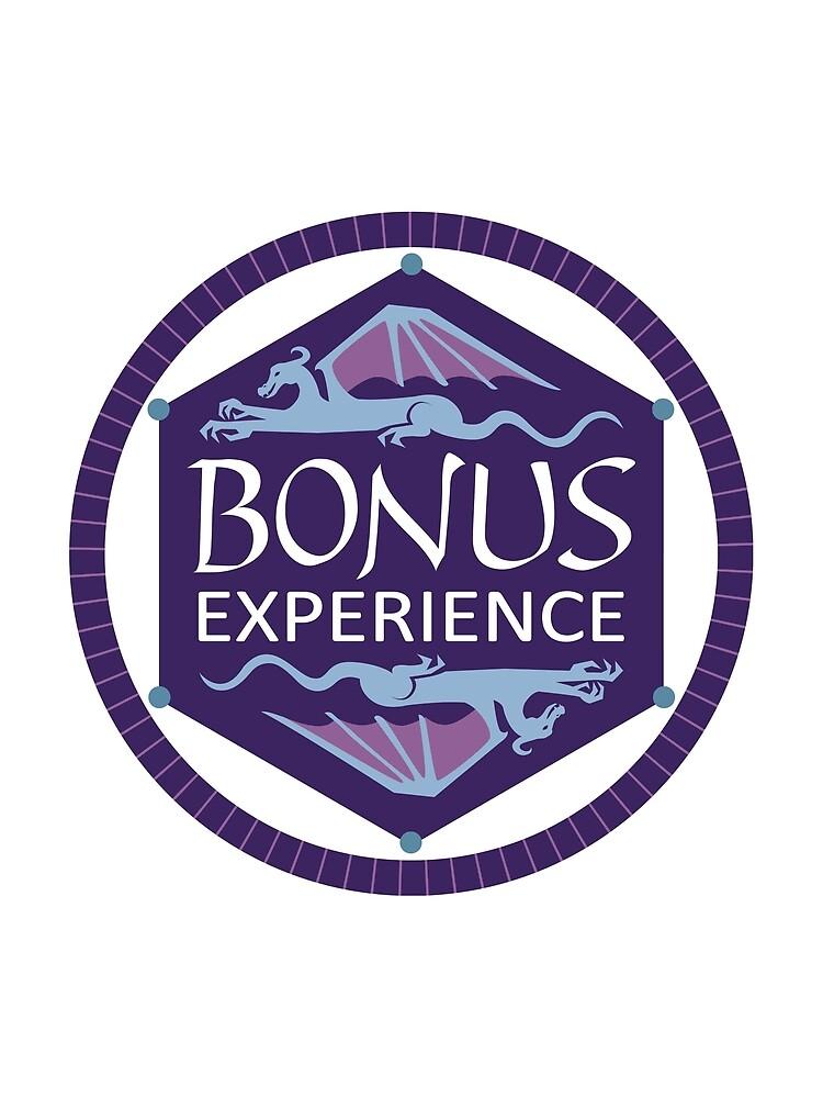 BXP Logo Apparel by BonusExperience