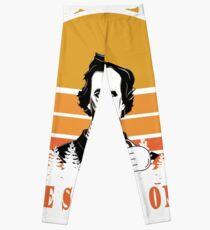 Poe Some Sugar On Me Funny Coffee T Shirt Leggings