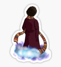 Doctor Who - Tom Baker Sticker