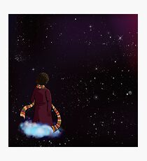 Doctor Who - Tom Baker Photographic Print