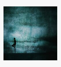 Approaching Dark Photographic Print