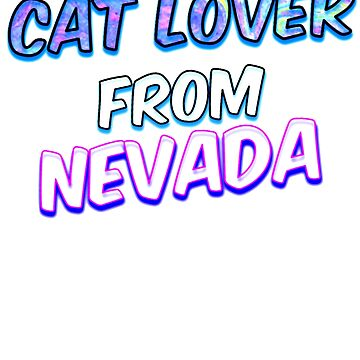 Dog Lover From Nevada by KaylinArt