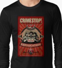 INGSOC 1984 Thoughtcrime Long Sleeve T-Shirt