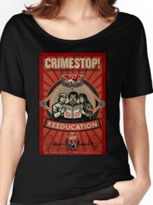 INGSOC 1984 Thoughtcrime Women's Relaxed Fit T-Shirt