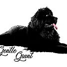 Gentle Giant by Christine Mullis