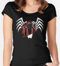 Symbiote Women's Fitted Scoop T-Shirt