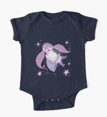 Mondmädchen Baby Body Kurzarm