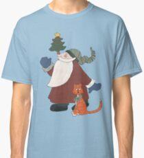 Juggling Santa Classic T-Shirt