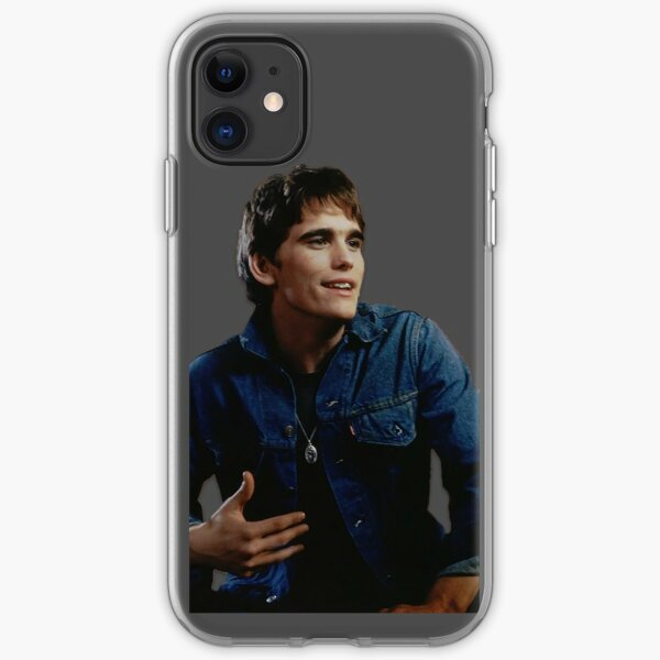 Matt Dillon - The Outsiders iPhone Soft Case