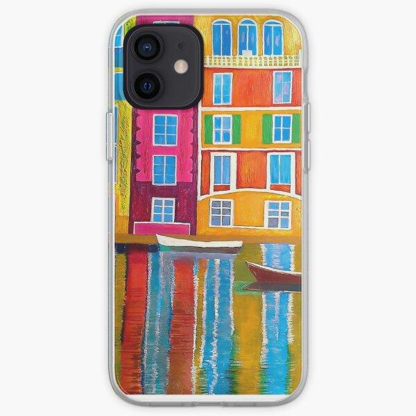Portofino Sailing iPhone Soft Case