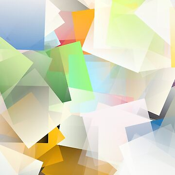Cubism Abstract 188 by ChrisButler