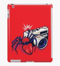 Spider Shot iPad Case/Skin