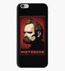 Nietzsche Print iPhone Case