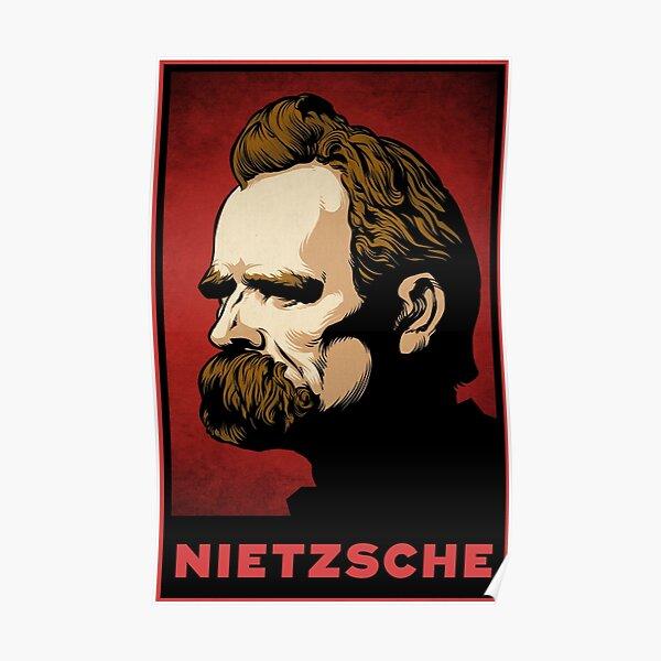 Nietzsche Imprimer Poster