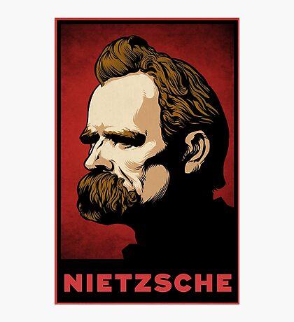 Nietzsche Print Photographic Print