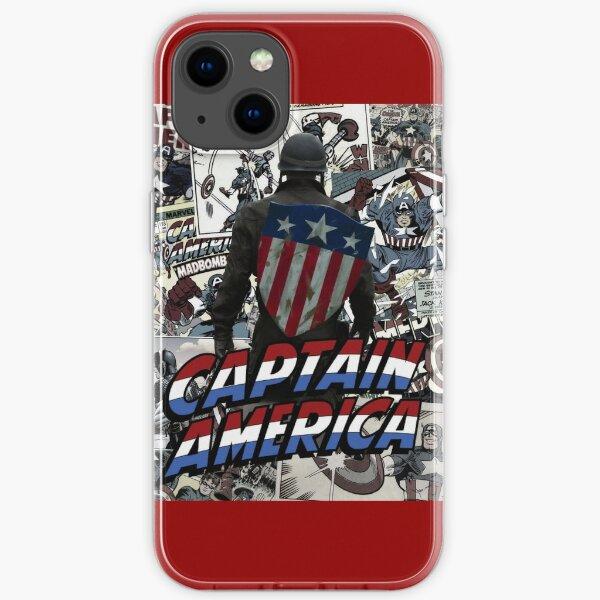 The Captain iPhone Soft Case