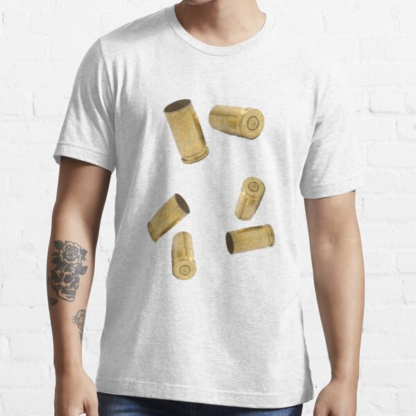 It's raining shell casings funny graphic design  Essential T-Shirt
