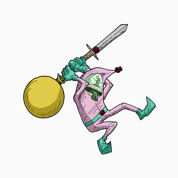 lollipop warrior 2... by kangarookid