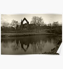 Bolton Priory Poster