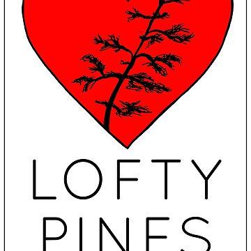 Lofty Pines Motel by La-Ferte