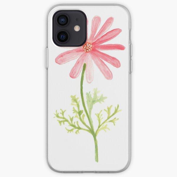 flower handpainted iPhone Soft Case