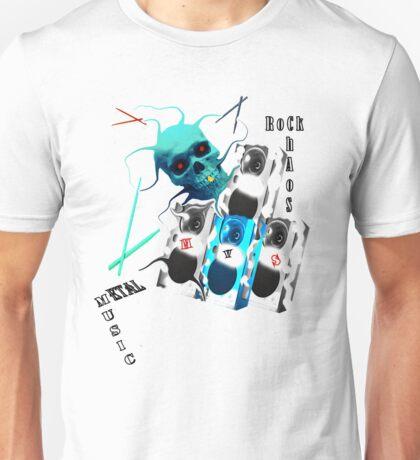 MvS-Dcore white T  T-Shirt
