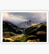 Jasper National Park Sticker
