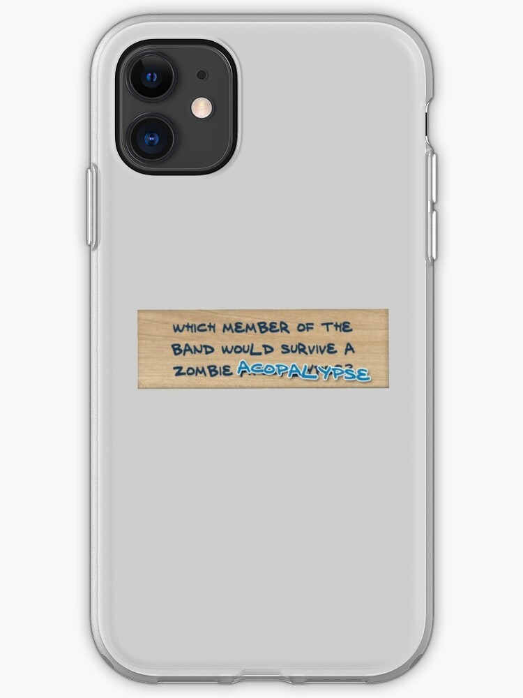 Why Dont We iphone case