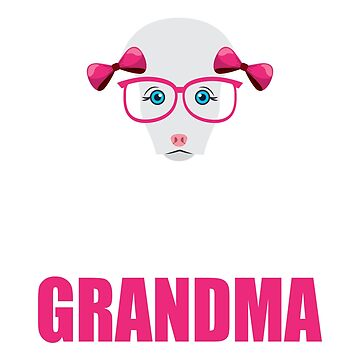 Poodle Grandma by TrendJunky
