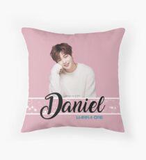 Wanna One Kpop - Kang Daniel Throw Pillow