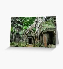 Architecure by Nature Greeting Card