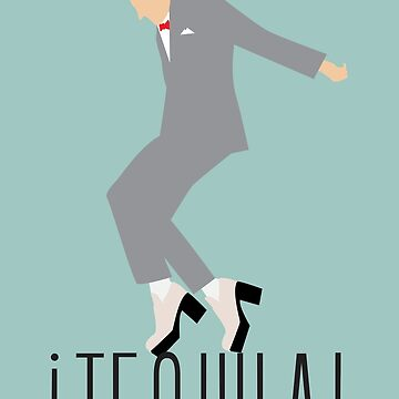 Peewee Tequila by CreativeSpero