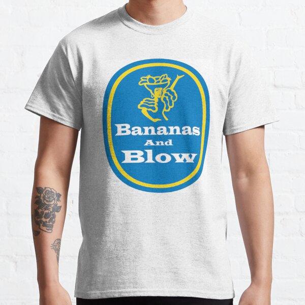 Bananes et coup T-shirt classique