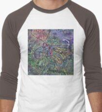 Lepidoptera 7 Men's Baseball ¾ T-Shirt