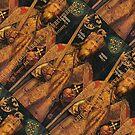Karl der Grosse (Charlemagne)  by Albrecht Durer by edsimoneit
