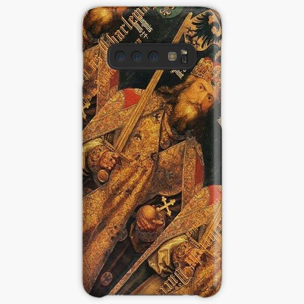 Karl der Grosse (Charlemagne)  by Albrecht Durer Samsung Galaxy Snap Case